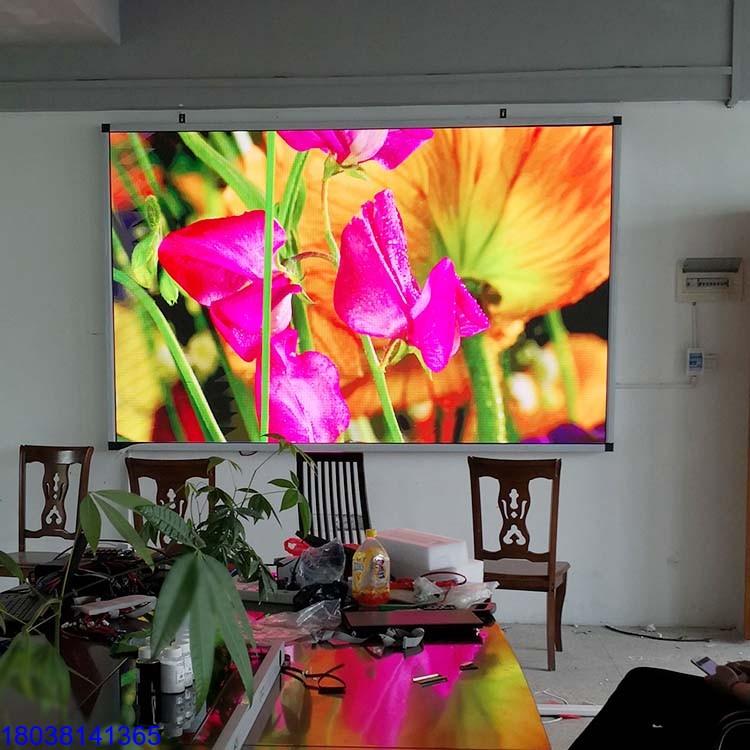 室内全彩LED显示屏P3LED广告屏生产厂家直销