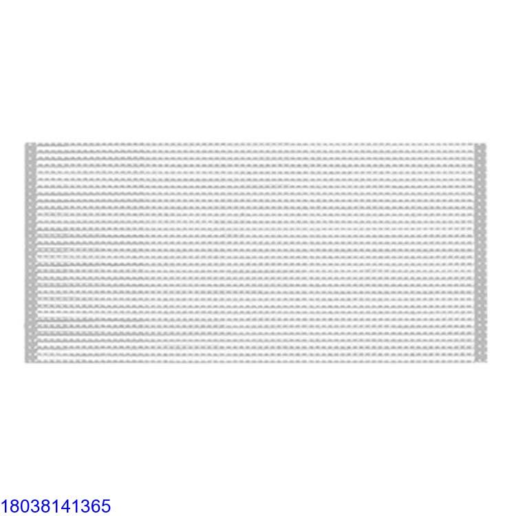 led贴膜屏P8LED透明柔性屏