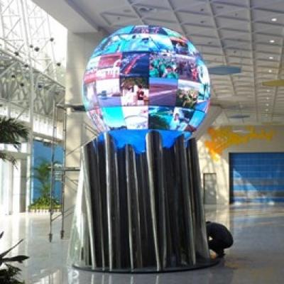 LED球形显示屏异形屏