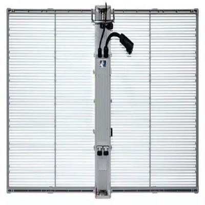 led透明屏冰屏透明LED屏P7.81户外防水款