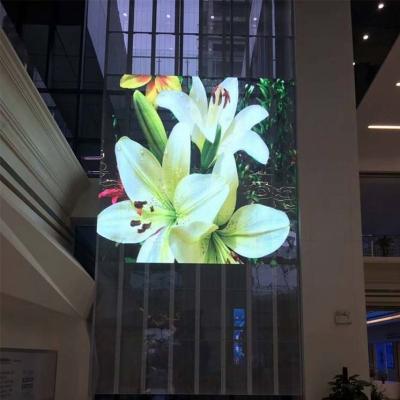 玻璃上投影橱窗广告投影机透明玻璃成像