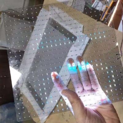 LED光电玻璃P10电子玻璃led玻璃显示屏智能玻璃幕墙屏